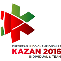 2016 European Judo Championships Logo