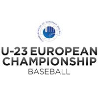 2021 European Baseball Championship - U23 Logo
