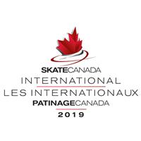 2019 ISU Grand Prix of Figure Skating Skate Canada Logo