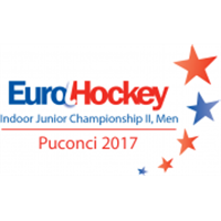 2017 EuroHockey Indoor Junior Championship Logo