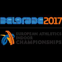 2017 European Athletics Indoor Championships Logo