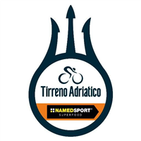 2017 UCI Cycling World Tour Tirreno Adriatico Logo