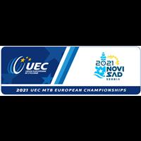 2021 European Mountain Bike Championships Logo
