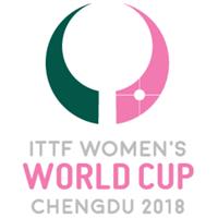 2018 Table Tennis World Cup Women Logo