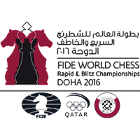 2016 World Rapid and Blitz Chess Championships Logo