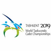2019 World Taekwondo Cadet Championships Logo