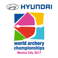 2017 World Archery Championships Logo