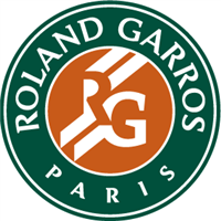 2018 Tennis Grand Slam French Open Logo