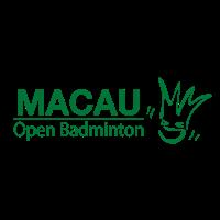 2019 BWF Badminton World Tour Macau Open Logo