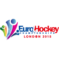 2015 EuroHockey Championships Logo