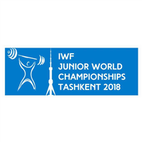 2018 World Junior Weightlifting Championships Logo
