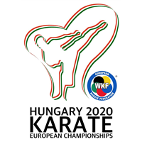 2020 European Karate Junior Championships Logo