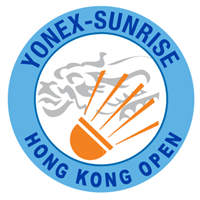 2019 BWF Badminton World Tour Hong Kong Open Logo