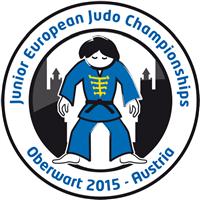 2015 European Junior Judo Championships Logo