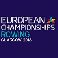 2018 European Rowing Championships Logo