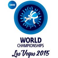 2015 Wrestling World Championships Logo