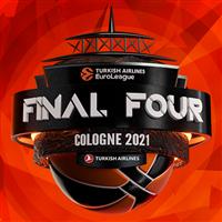 2021 Euroleague Basketball Final Four Logo