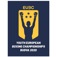2020 European Youth Boxing Championships Logo