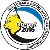 2016 Summer Biathlon World Championships Logo