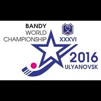 2016 Bandy World Championship Logo