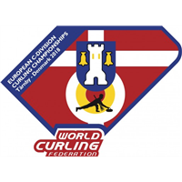 2018 European Curling Championships C-Division Logo