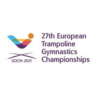 2021 Trampoline European Championships Logo