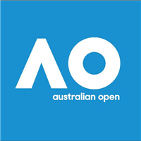 2018 Tennis Grand Slam Australian Open Logo