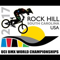 2017 UCI BMX World Championships Logo