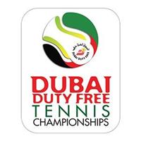 2021 ATP Tour - Dubai Duty Free Tennis Championships Logo