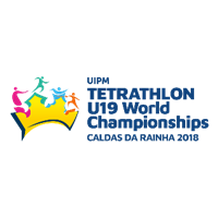 2018 Modern Pentathlon Youth World Championships Logo