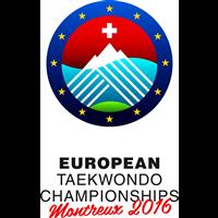 2016 European Taekwondo Championships Logo