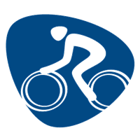 2016 Summer Olympic Games Road Time Trial Logo
