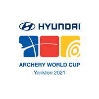 2021 Archery World Cup - Final Logo