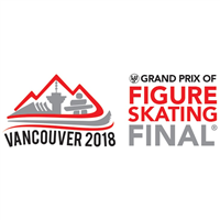 2018 ISU Grand Prix of Figure Skating Final Logo