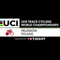 2019 UCI Track Cycling World Championships Logo
