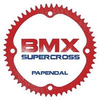 2018 UCI BMX Supercross World Cup Logo