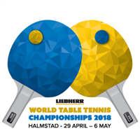 2018 World Table Tennis Championships Teams Logo