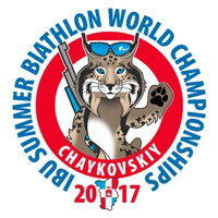2017 Summer Biathlon World Championships Logo