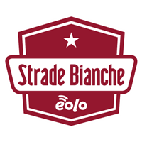 2021 UCI Cycling World Tour - Strade Bianche Logo