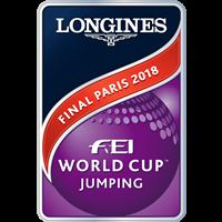 2018 Equestrian World Cup Final Logo