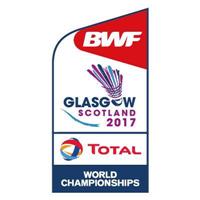 2017 BWF Badminton World Championships Logo