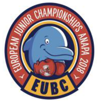 2018 European Junior Boxing Championships Logo