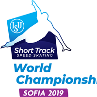 2019 World Short Track Speed Skating Championships Logo