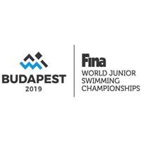 2019 World Junior Swimming Championships Logo