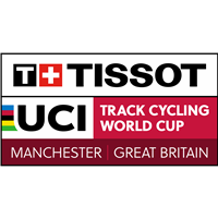 2017 UCI Track Cycling World Cup Logo