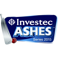 2015 The Ashes Fourth Test Logo