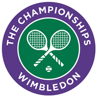 2017 Tennis Grand Slam Wimbledon Logo