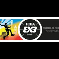 2018 FIBA 3x3 World Cup Logo