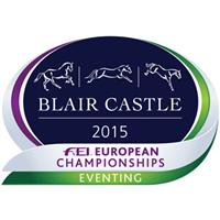 2015 Equestrian European Championships Eventing Logo