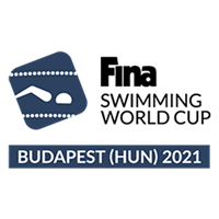2021 Swimming World Cup Logo